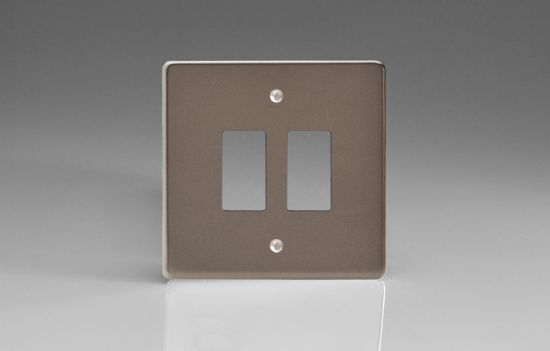 Varilight PowerGrid Plates Pewter